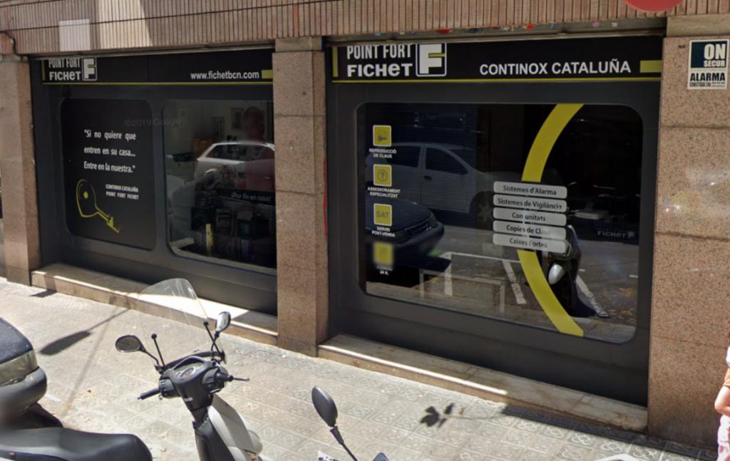 Servicio Oficial FICHET barcelona